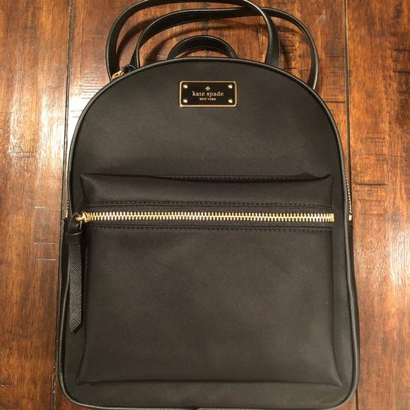 647930dce2d6 kate spade Handbags - Kate Spade Small Bradley Wilson Road Backpack